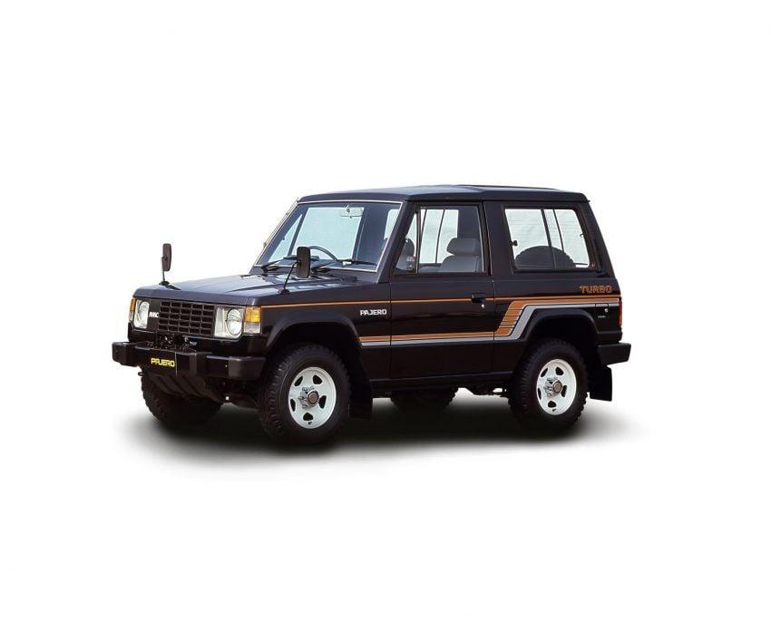 Mitsubishi Pajero Final Edition – a 700-unit farewell Image #953335