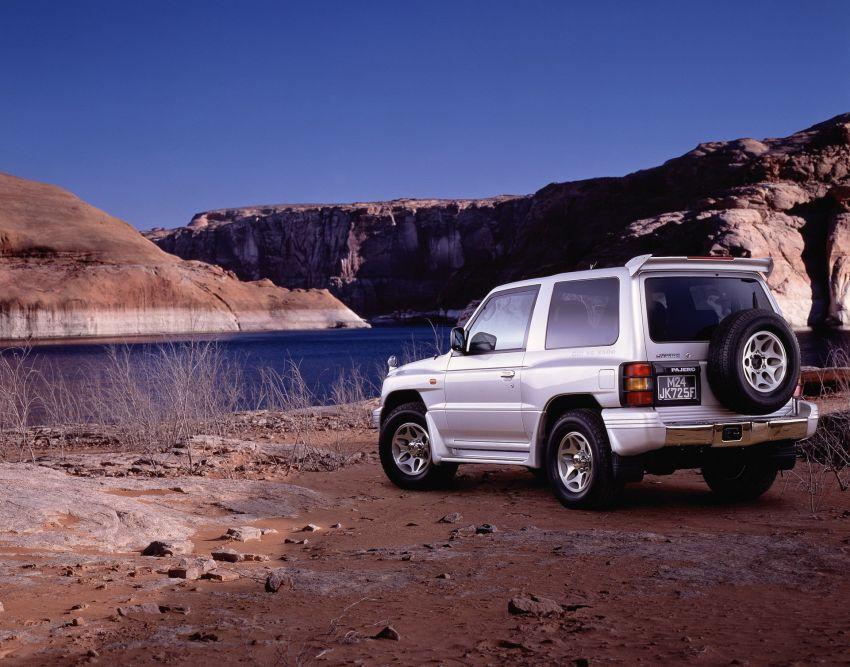 Mitsubishi Pajero Final Edition – a 700-unit farewell Image #953390