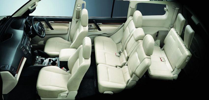 Mitsubishi Pajero Final Edition – a 700-unit farewell Image #953391
