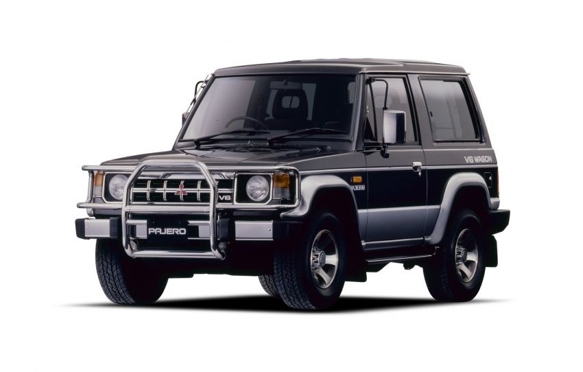 Mitsubishi Pajero Final Edition – a 700-unit farewell Image #953392