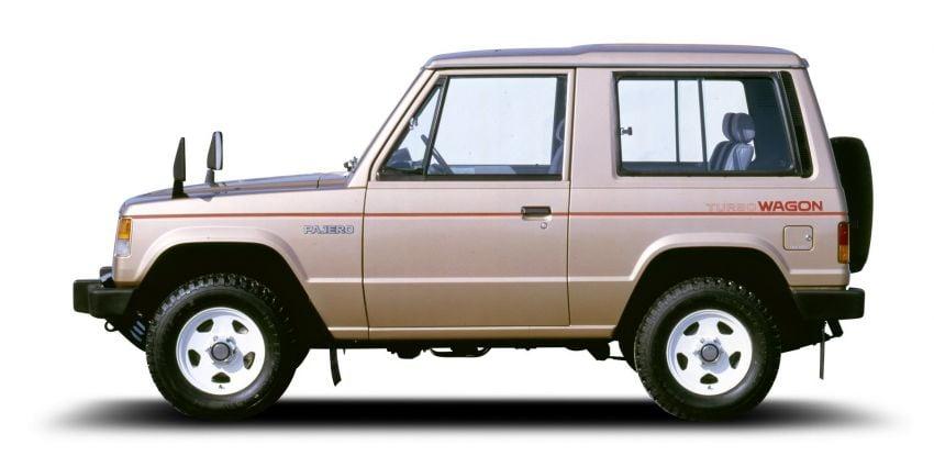 Mitsubishi Pajero Final Edition – a 700-unit farewell Image #953397