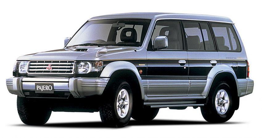 Mitsubishi Pajero Final Edition – a 700-unit farewell Image #953336