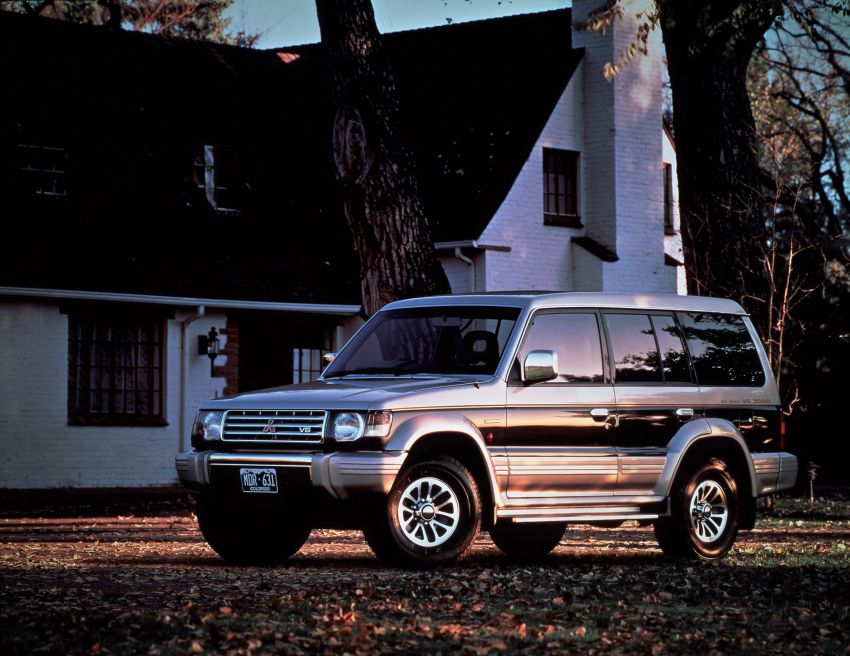 Mitsubishi Pajero Final Edition – a 700-unit farewell Image #953400
