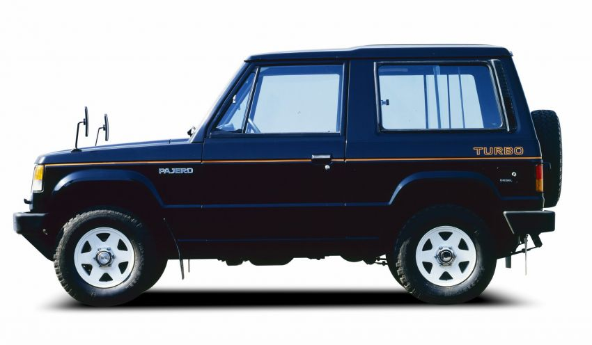 Mitsubishi Pajero Final Edition – a 700-unit farewell Image #953407
