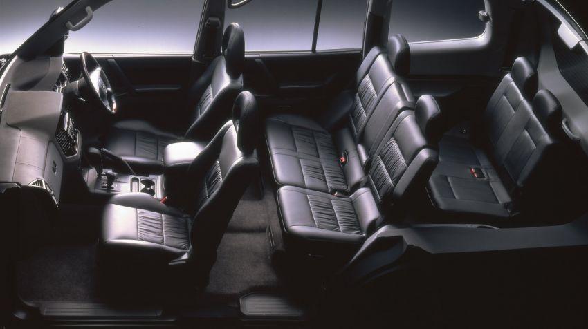 Mitsubishi Pajero Final Edition – a 700-unit farewell Image #953413