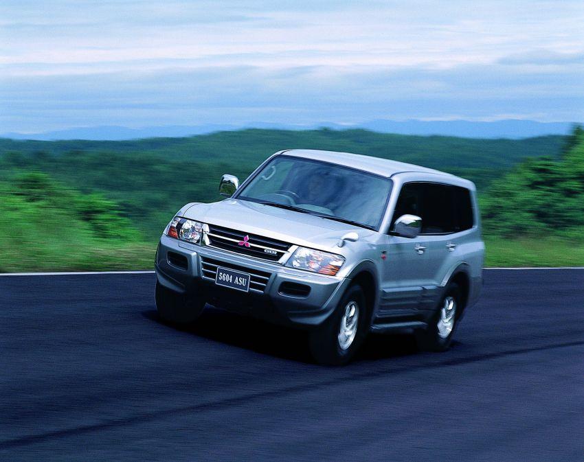 Mitsubishi Pajero Final Edition – a 700-unit farewell Image #953414