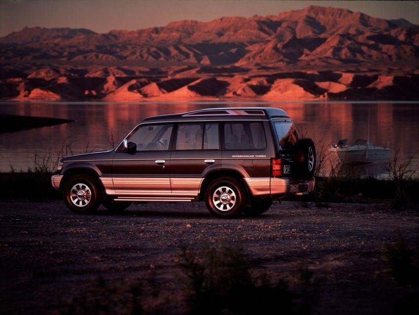 Mitsubishi Pajero Final Edition – a 700-unit farewell Image #953415