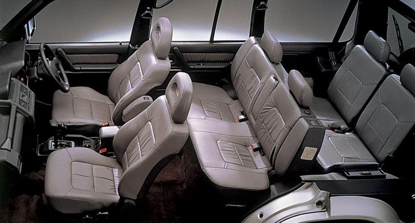 Mitsubishi Pajero Final Edition – a 700-unit farewell Image #953423