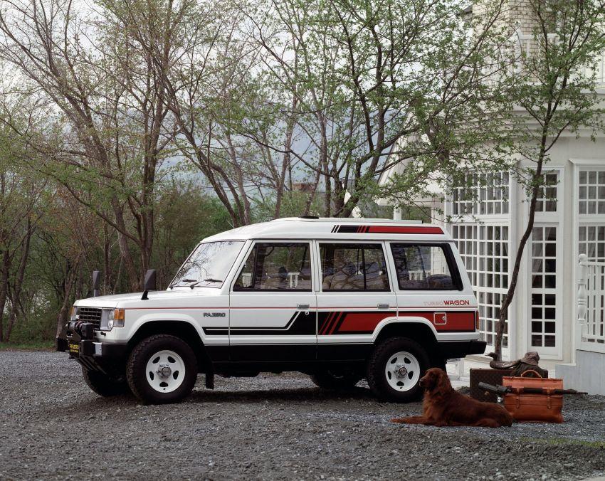 Mitsubishi Pajero Final Edition – a 700-unit farewell Image #953424