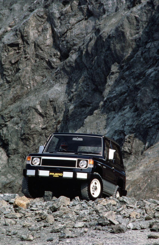 Mitsubishi Pajero Final Edition – a 700-unit farewell Image #953425