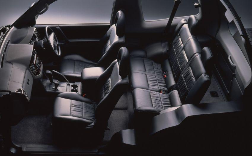 Mitsubishi Pajero Final Edition – a 700-unit farewell Image #953427