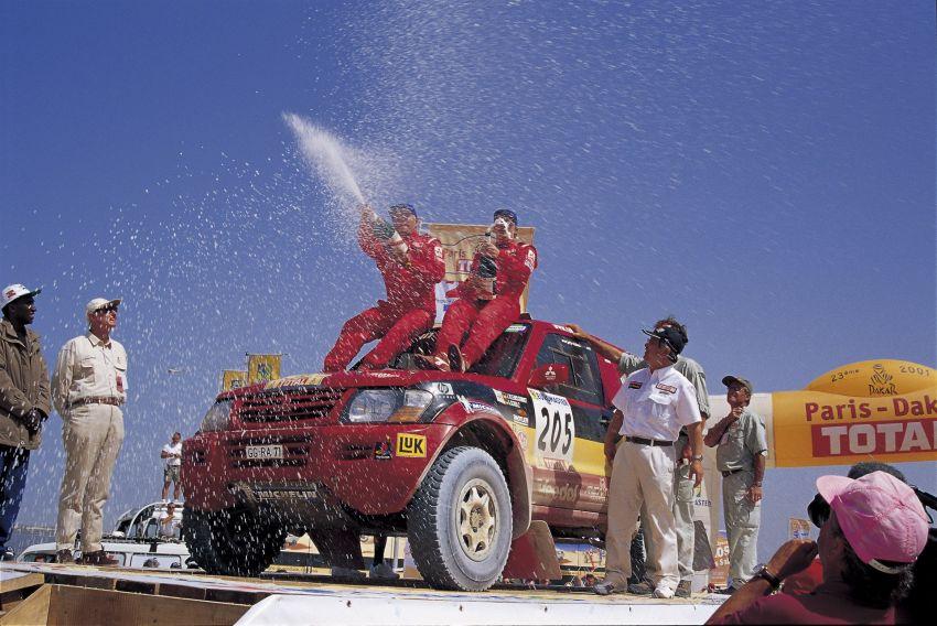 Mitsubishi Pajero Final Edition – a 700-unit farewell Image #953440
