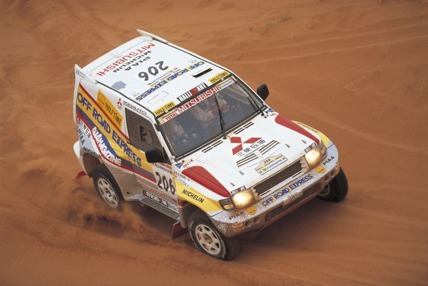 Mitsubishi Pajero Final Edition – a 700-unit farewell Image #953443