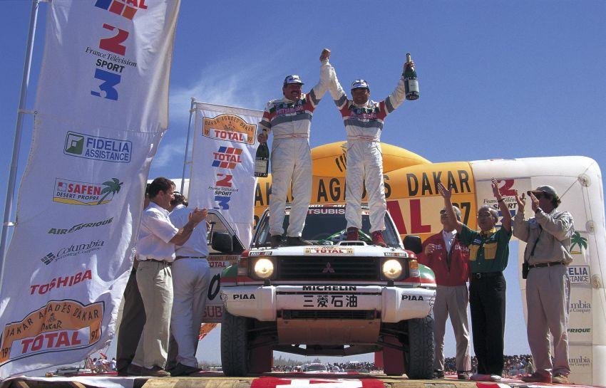 Mitsubishi Pajero Final Edition – a 700-unit farewell Image #953454