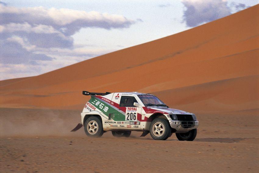Mitsubishi Pajero Final Edition – a 700-unit farewell Image #953463
