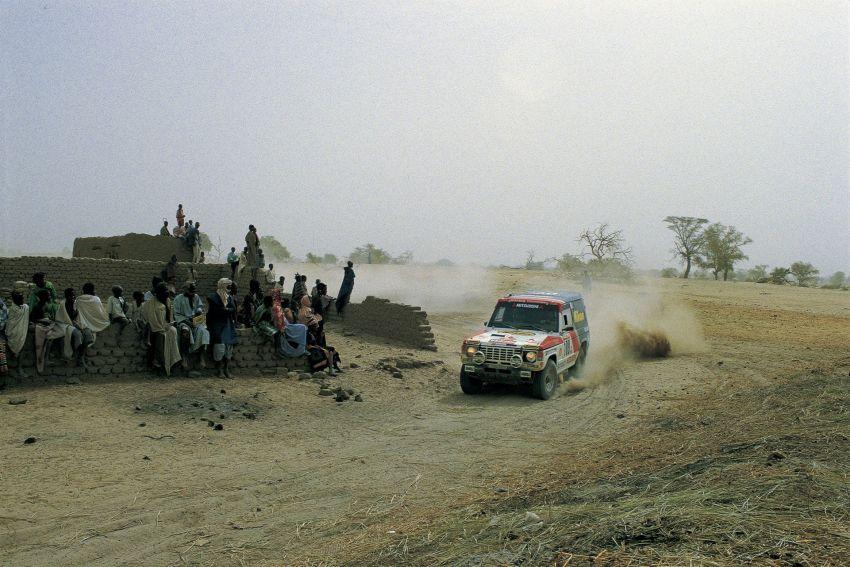Mitsubishi Pajero Final Edition – a 700-unit farewell Image #953436