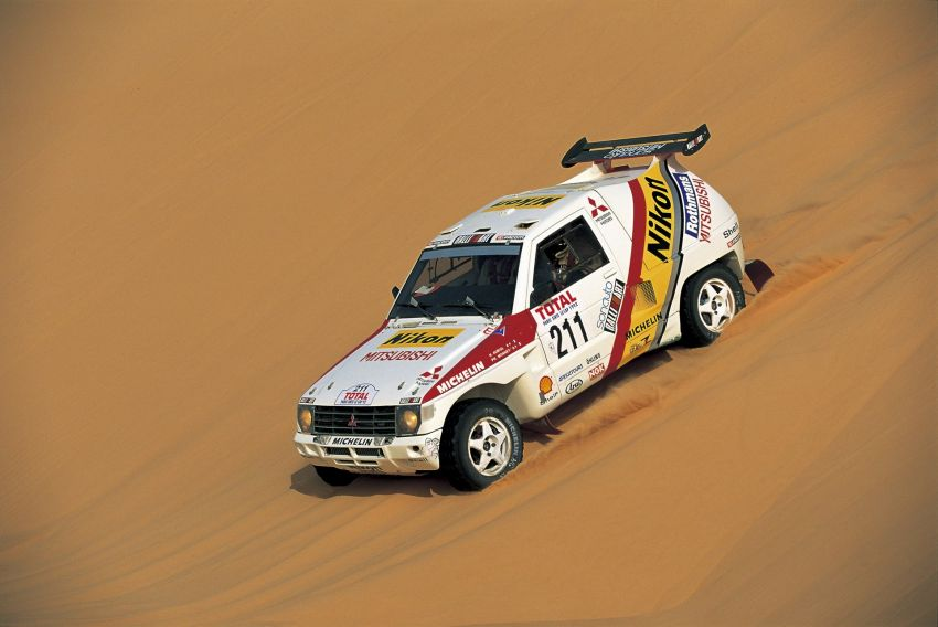 Mitsubishi Pajero Final Edition – a 700-unit farewell Image #953438