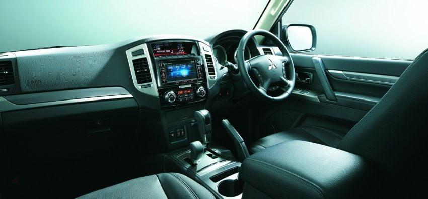 Mitsubishi Pajero Final Edition – a 700-unit farewell Image #953317
