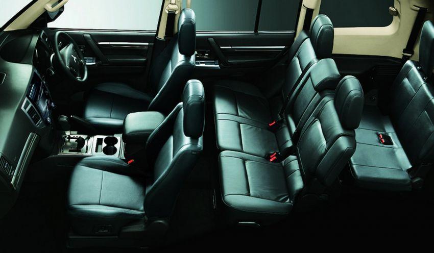 Mitsubishi Pajero Final Edition – a 700-unit farewell Image #953321