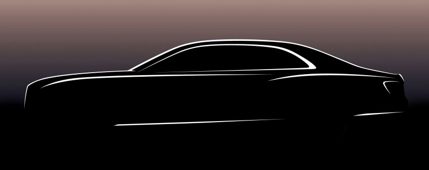 Bentley teases the all-new Flying Spur before its debut Image #946766