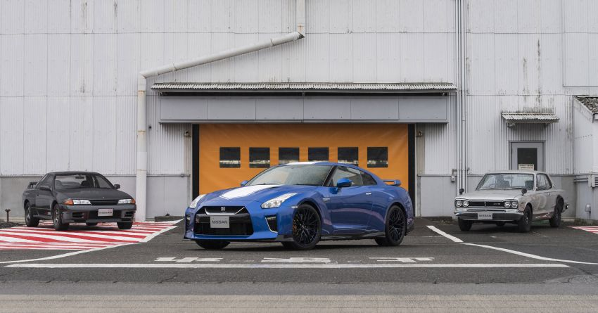 Nissan GT-R 50th Anniversary Edition debuts in NY – celebrating half a century of a legendary nameplate Image #948554