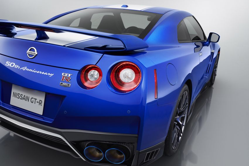 Nissan GT-R 50th Anniversary Edition debuts in NY – celebrating half a century of a legendary nameplate Image #948567