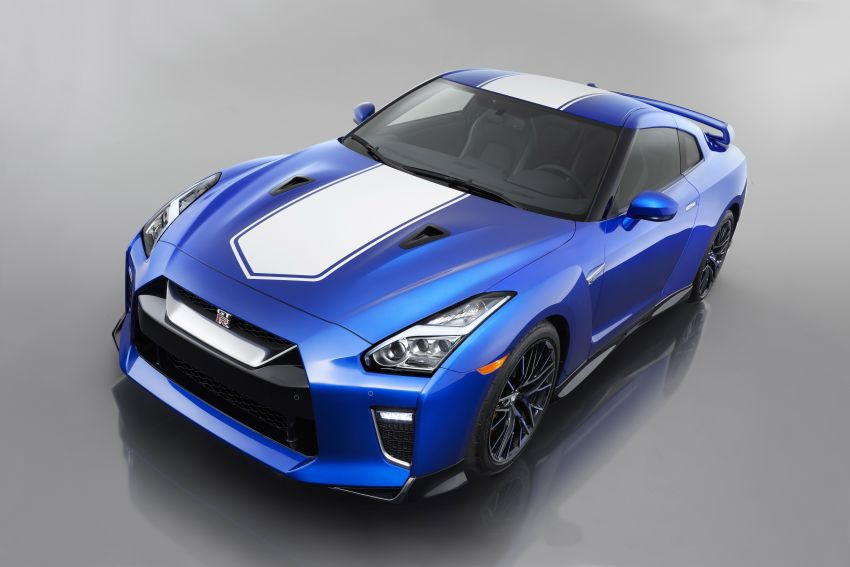 Nissan GT-R 50th Anniversary Edition debuts in NY – celebrating half a century of a legendary nameplate Image #948569