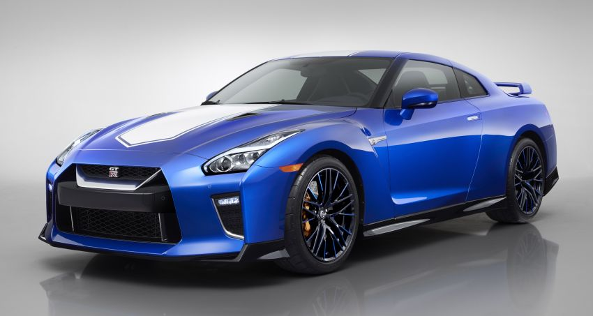 Nissan GT-R 50th Anniversary Edition debuts in NY – celebrating half a century of a legendary nameplate Image #948570
