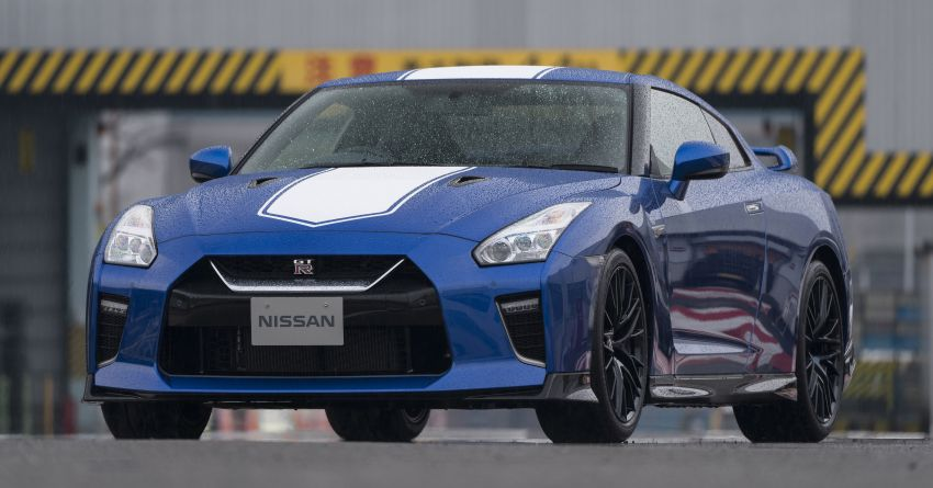 Nissan GT-R 50th Anniversary Edition debuts in NY – celebrating half a century of a legendary nameplate Image #948555