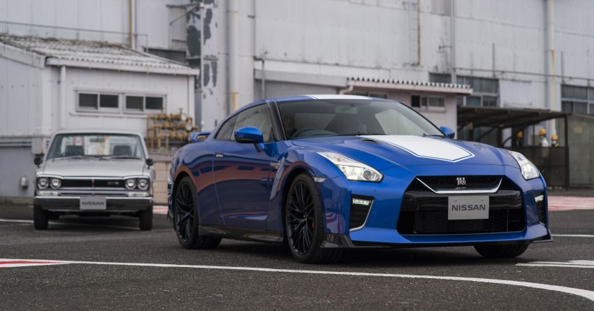 Nissan GT-R 50th Anniversary Edition debuts in NY – celebrating half a century of a legendary nameplate Image #948558