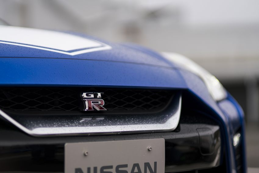 Nissan GT-R 50th Anniversary Edition debuts in NY – celebrating half a century of a legendary nameplate Image #948559
