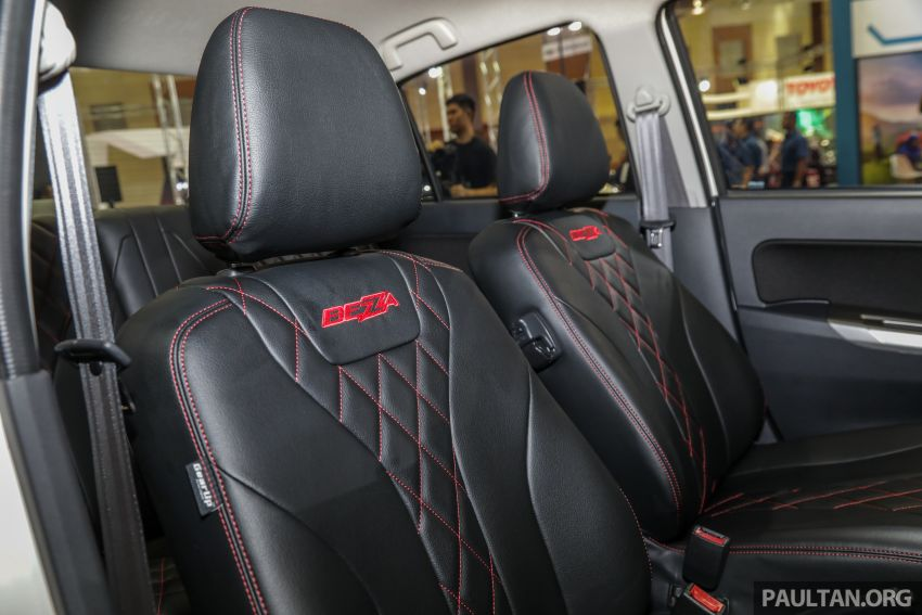 Perodua Bezza Limited Edition launched, RM44,890 Image #945328