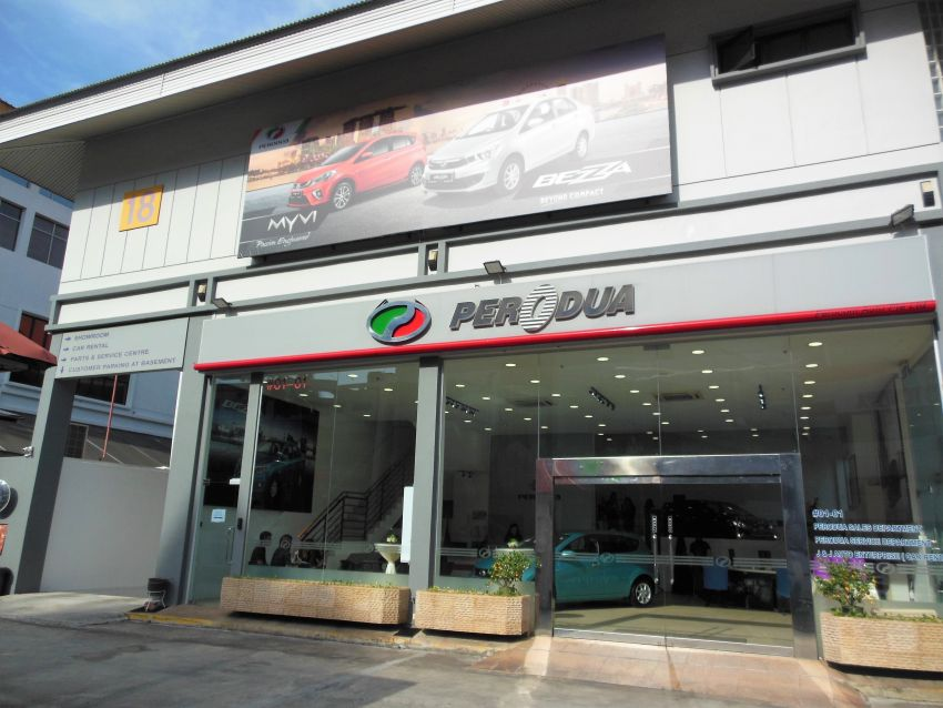 Perodua Myvi launched in Singapore, from RM197k Image #947415