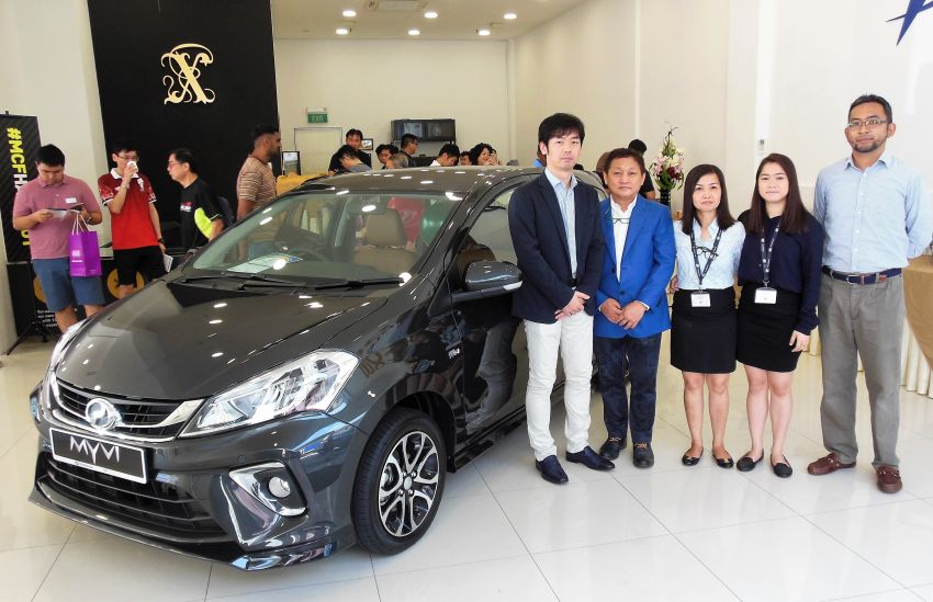 Perodua Myvi launched in Singapore, from RM197k Image #947416