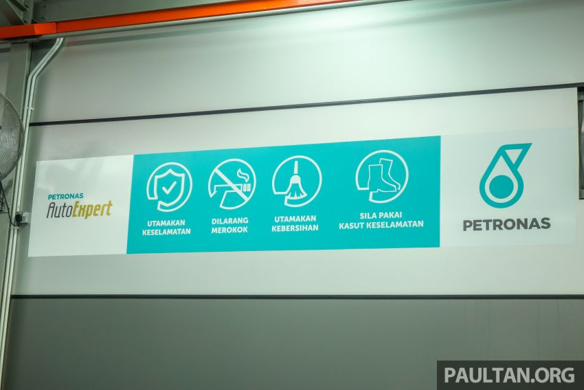 Petronas AutoExpert vehicle servicing makes global debut in Malaysia, 100 outlets worldwide within 5 years Image #951165