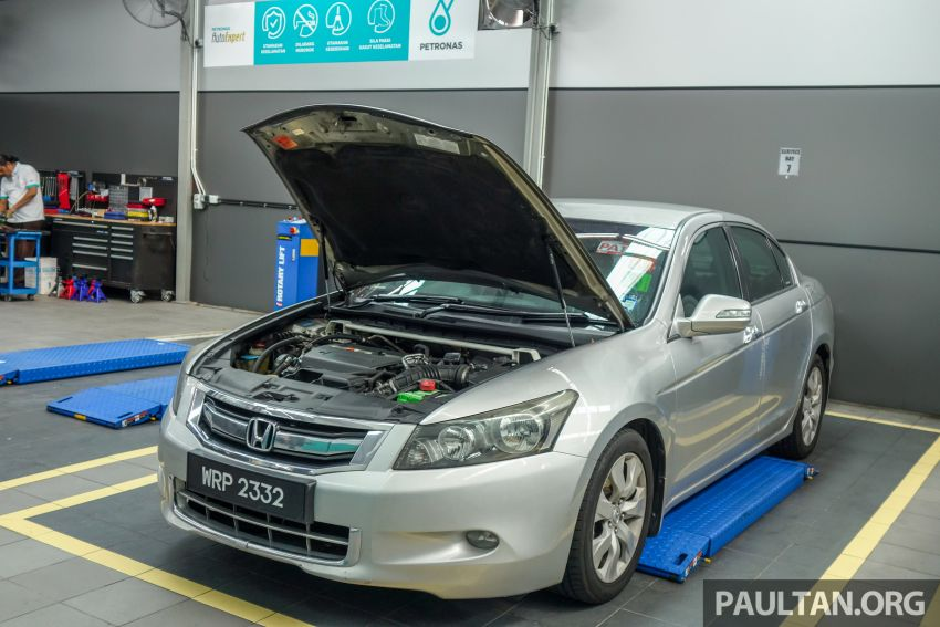 Petronas AutoExpert vehicle servicing makes global debut in Malaysia, 100 outlets worldwide within 5 years Image #951166