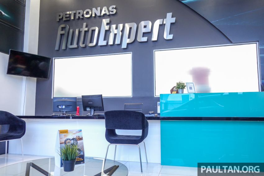 Petronas AutoExpert vehicle servicing makes global debut in Malaysia, 100 outlets worldwide within 5 years Image #951168