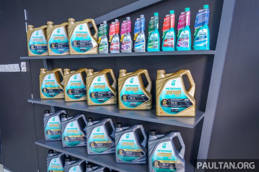 Petronas AutoExpert vehicle servicing makes global debut in Malaysia, 100 outlets worldwide within 5 years Image #951169