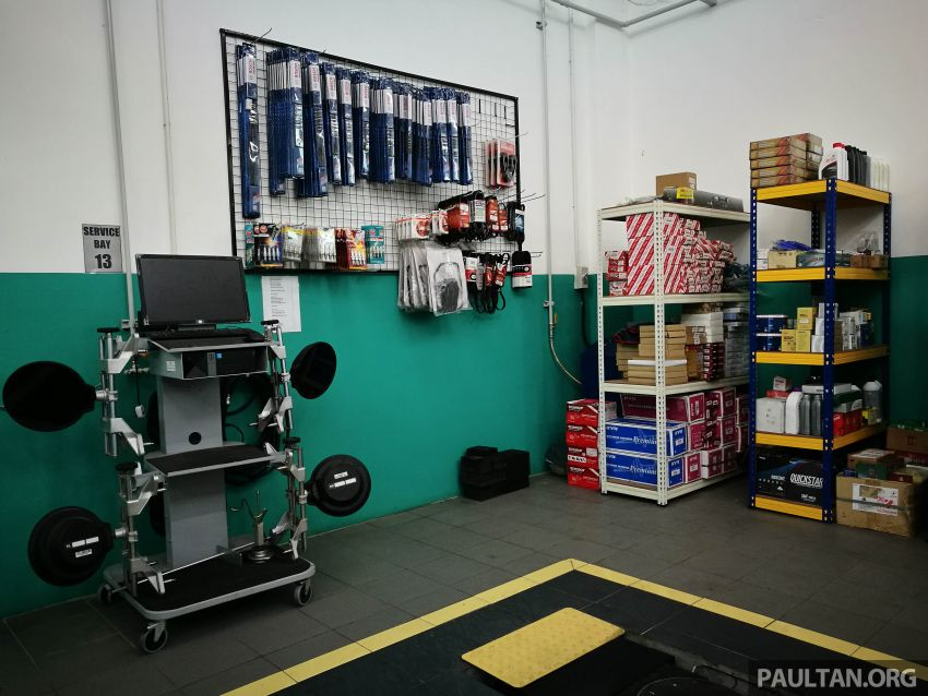 Petronas AutoExpert vehicle servicing makes global debut in Malaysia, 100 outlets worldwide within 5 years Image #951142