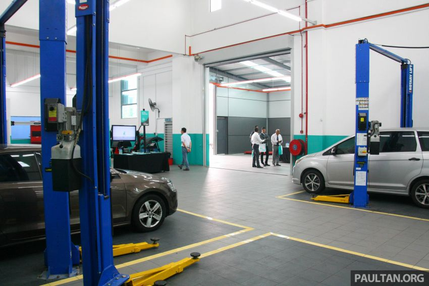 Petronas AutoExpert vehicle servicing makes global debut in Malaysia, 100 outlets worldwide within 5 years Image #951144