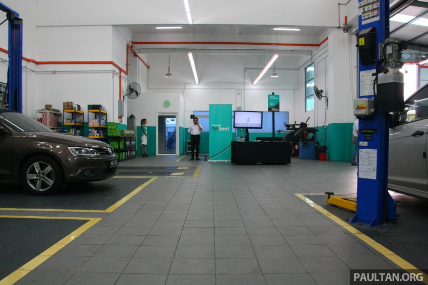 Petronas AutoExpert vehicle servicing makes global debut in Malaysia, 100 outlets worldwide within 5 years Image #951145
