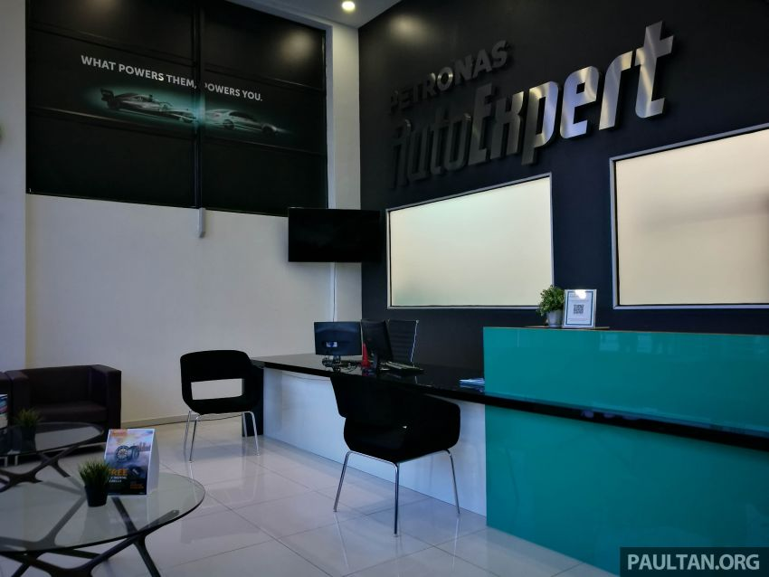Petronas AutoExpert vehicle servicing makes global debut in Malaysia, 100 outlets worldwide within 5 years Image #951146