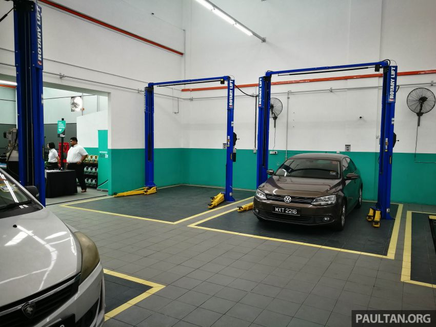 Petronas AutoExpert vehicle servicing makes global debut in Malaysia, 100 outlets worldwide within 5 years Image #951139