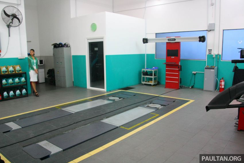 Petronas AutoExpert vehicle servicing makes global debut in Malaysia, 100 outlets worldwide within 5 years Image #951152