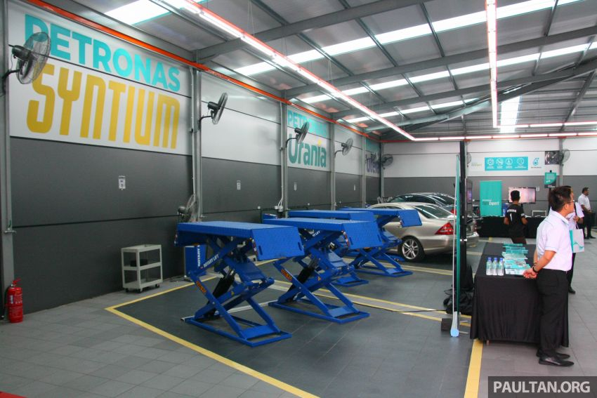 Petronas AutoExpert vehicle servicing makes global debut in Malaysia, 100 outlets worldwide within 5 years Image #951154