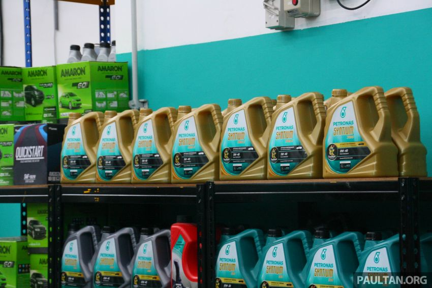 Petronas AutoExpert vehicle servicing makes global debut in Malaysia, 100 outlets worldwide within 5 years Image #951155