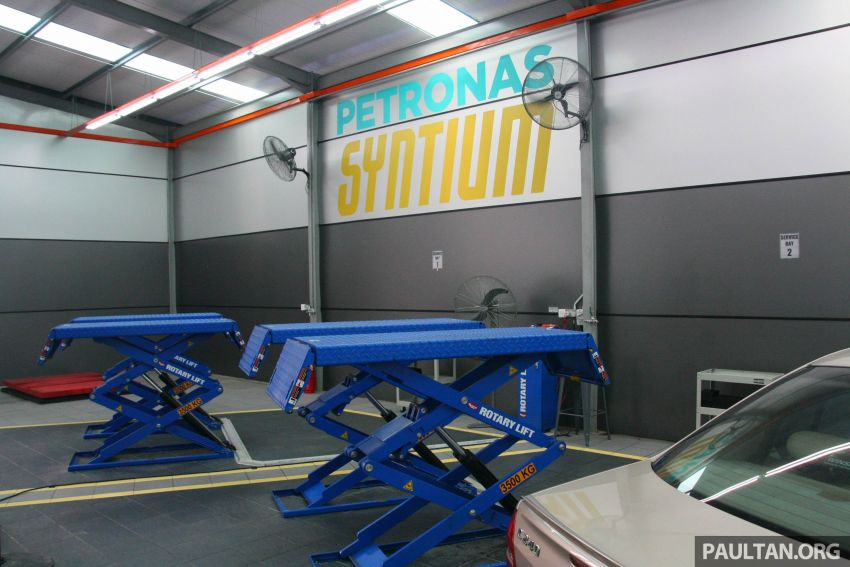 Petronas AutoExpert vehicle servicing makes global debut in Malaysia, 100 outlets worldwide within 5 years Image #951158