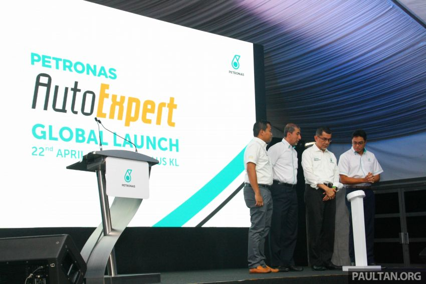 Petronas AutoExpert vehicle servicing makes global debut in Malaysia, 100 outlets worldwide within 5 years Image #951140