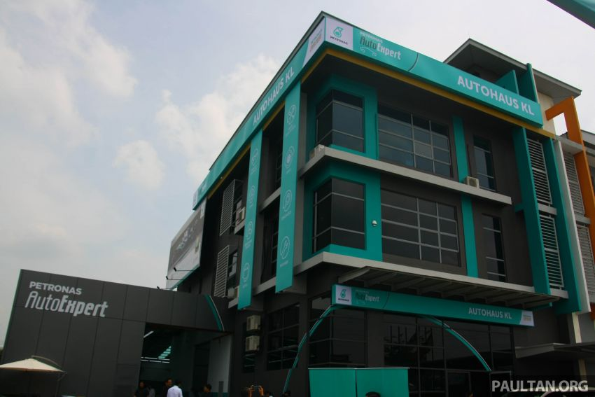 Petronas AutoExpert vehicle servicing makes global debut in Malaysia, 100 outlets worldwide within 5 years Image #951161