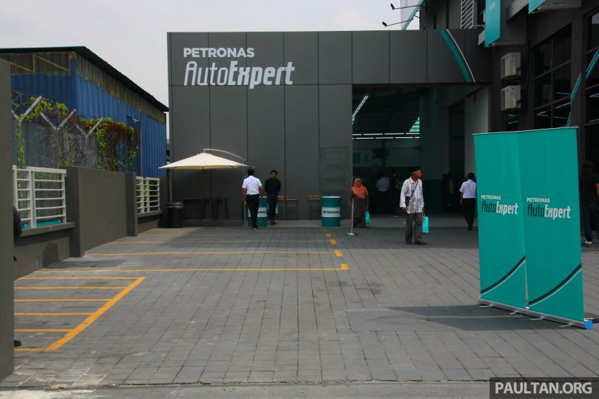 Petronas AutoExpert vehicle servicing makes global debut in Malaysia, 100 outlets worldwide within 5 years Image #951162